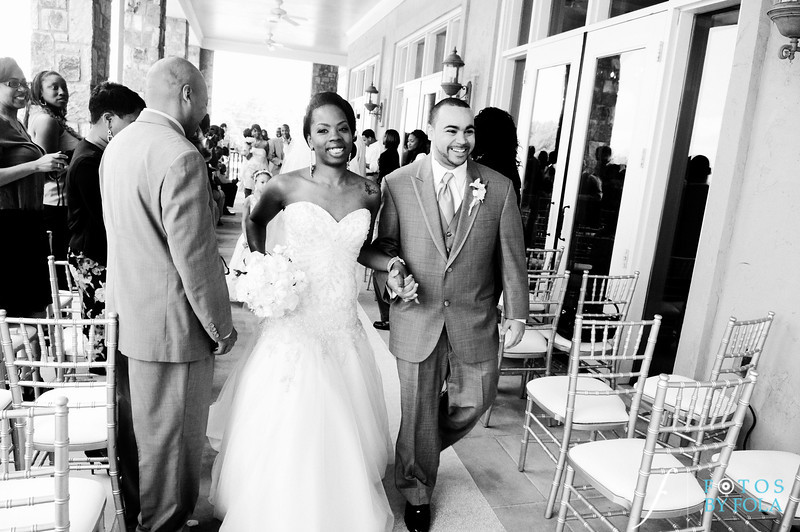 52. CherDon & Gregory Wedding | Berkely Hills Country Club Duluth | Atlanta Wedding Photographer | Fotos by Fola