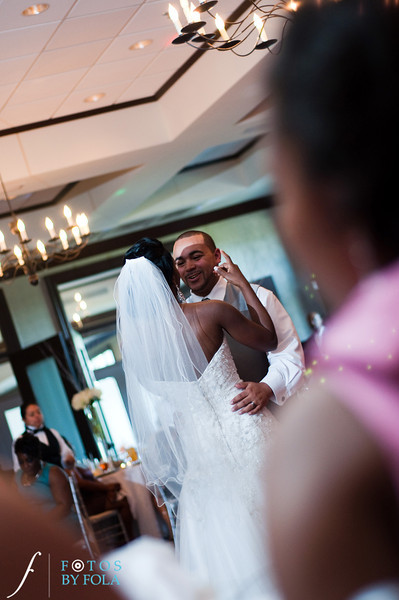 79. CherDon & Gregory Wedding | Berkely Hills Country Club Duluth | Atlanta Wedding Photographer | Fotos by Fola
