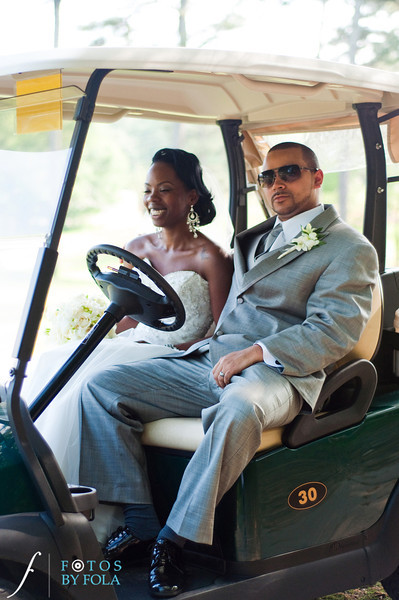 66. CherDon & Gregory Wedding | Berkely Hills Country Club Duluth | Atlanta Wedding Photographer | Fotos by Fola