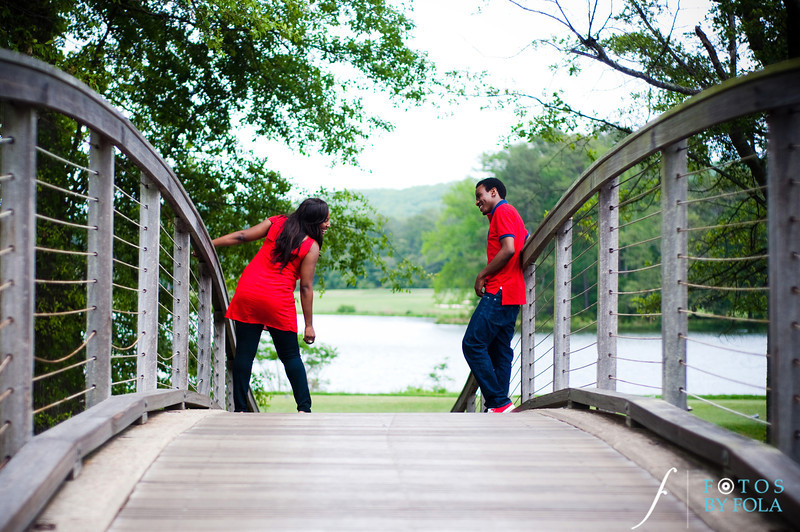 20. Aimee & Sam Engagement Session | Callaway Gardens | Atlanta Wedding Photographer | Fotos by Fola