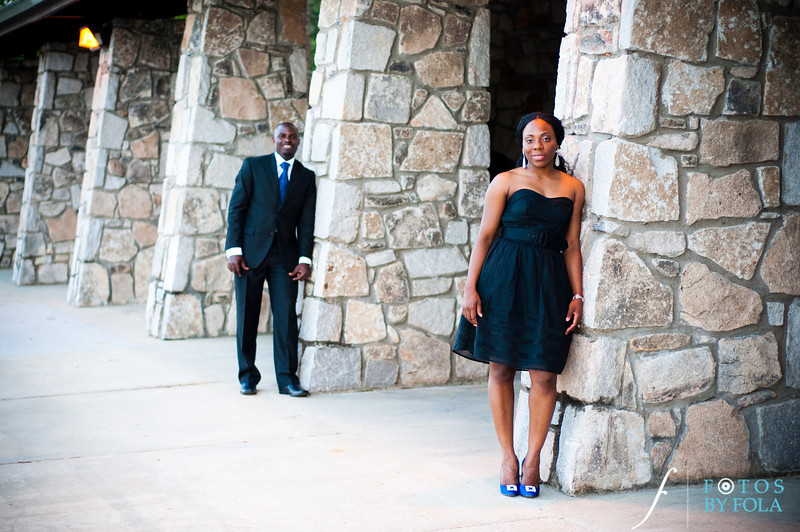 31. Titi & Remi Engagement Session | Stone Mountain Park | Fotos by Fola | Atlanta Wedding Photographer