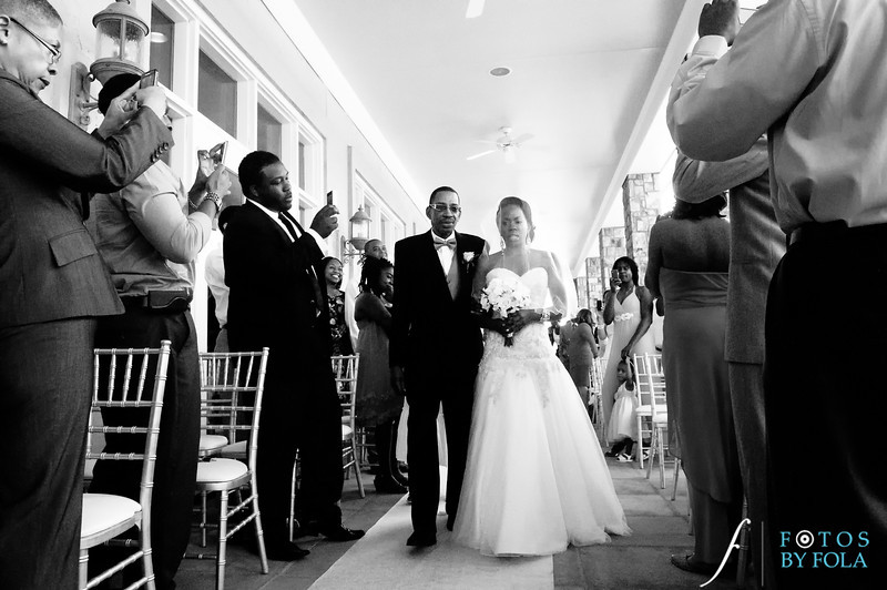 38. CherDon & Gregory Wedding | Berkely Hills Country Club Duluth | Atlanta Wedding Photographer | Fotos by Fola