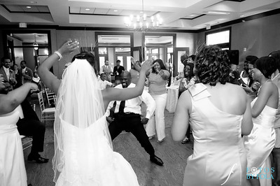 93. CherDon & Gregory Wedding | Berkely Hills Country Club | Atlanta Wedding Photographer | Fotos by Fola