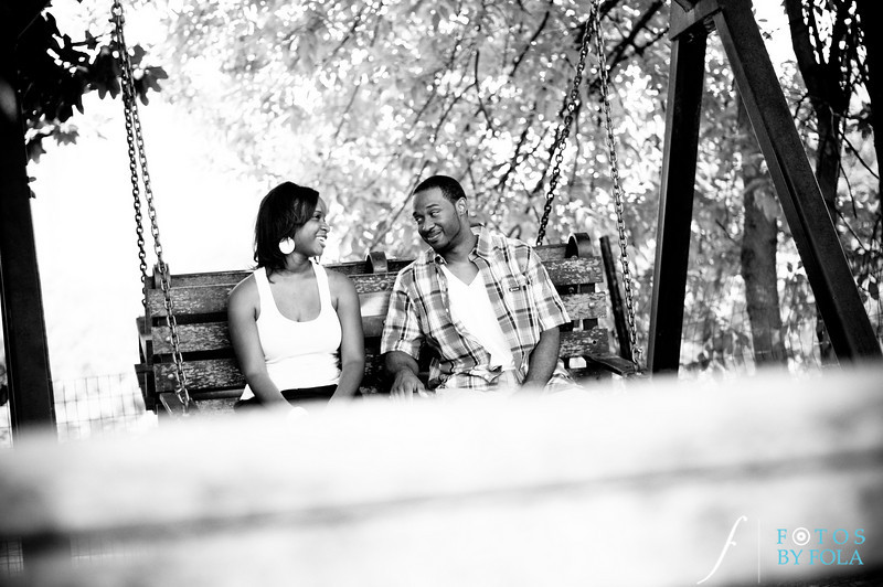 9. Raymond's Surprise Proposal | Piedmont Park Atlanta | Atlanta Wedding Photographer | Fotos by Fola