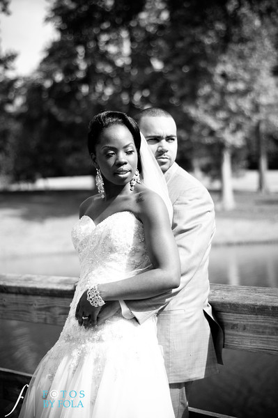 61. CherDon & Gregory Wedding | Berkely Hills Country Club Duluth | Atlanta Wedding Photographer | Fotos by Fola