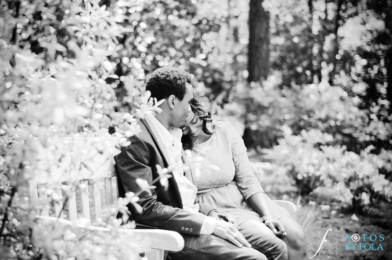 26. Aimee & Sam Engagement Session | Callaway Gardens | Atlanta Wedding Photographer | Fotos by Fola