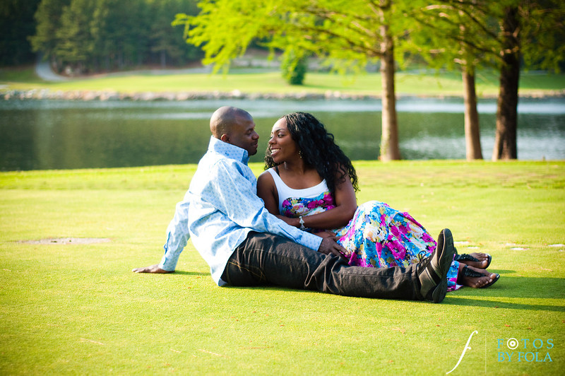 5. Titi & Remi Engagement Session | Stone Mountain Park | Fotos by Fola | Atlanta Wedding Photographer
