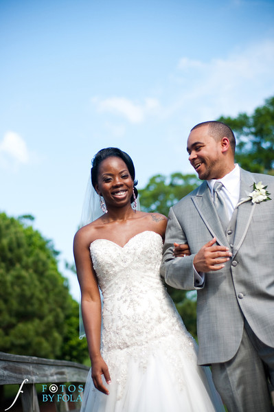 62. CherDon & Gregory Wedding | Berkely Hills Country Club Duluth | Atlanta Wedding Photographer | Fotos by Fola