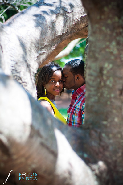 11. Raymond's Surprise Proposal | Piedmont Park Atlanta | Atlanta Wedding Photographer | Fotos by Fola