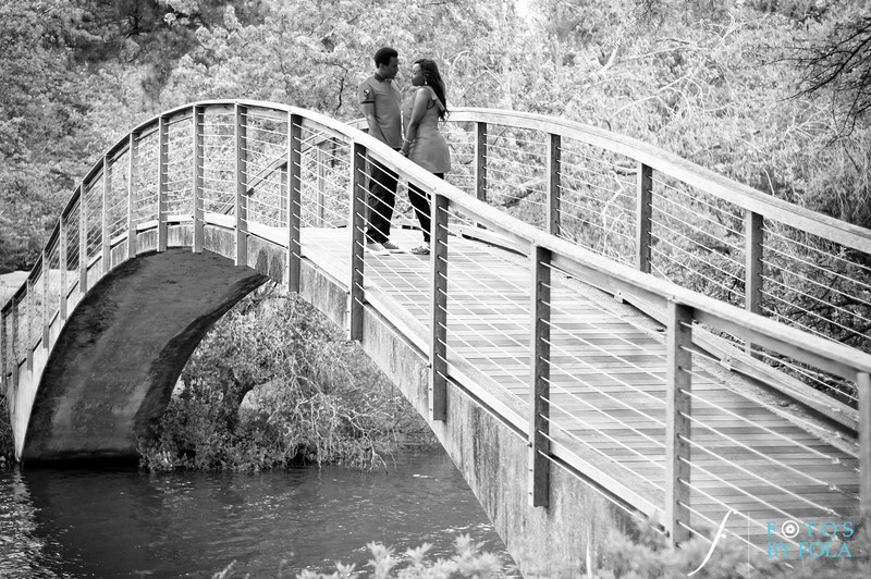 21. Aimee & Sam Engagement Session | Callaway Gardens | Atlanta Wedding Photographer | Fotos by Fola