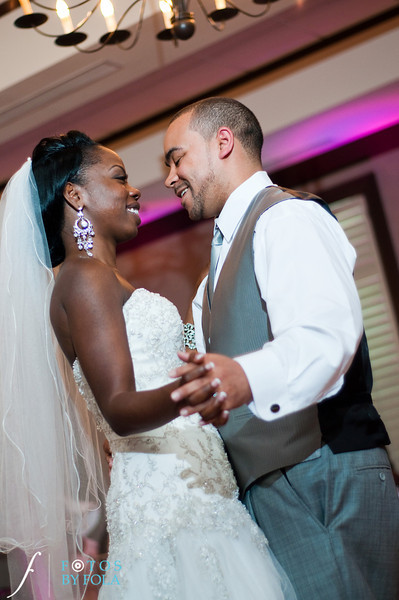 78. CherDon & Gregory Wedding | Berkely Hills Country Club Duluth | Atlanta Wedding Photographer | Fotos by Fola