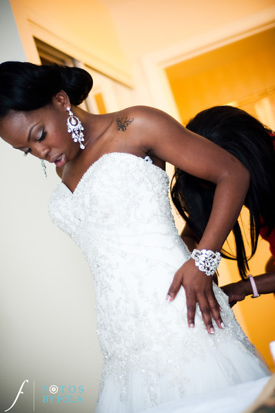 22. CherDon & Gregory Wedding | Berkely Hills Country Club Duluth | Atlanta Wedding Photographer | Fotos by Fola