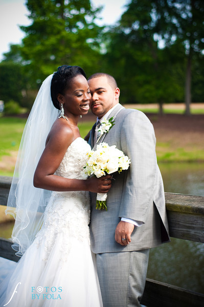 59. CherDon & Gregory Wedding | Berkely Hills Country Club Duluth | Atlanta Wedding Photographer | Fotos by Fola