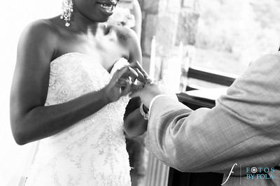 47. CherDon & Gregory Wedding | Berkely Hills Country Club Duluth | Atlanta Wedding Photographer | Fotos by Fola