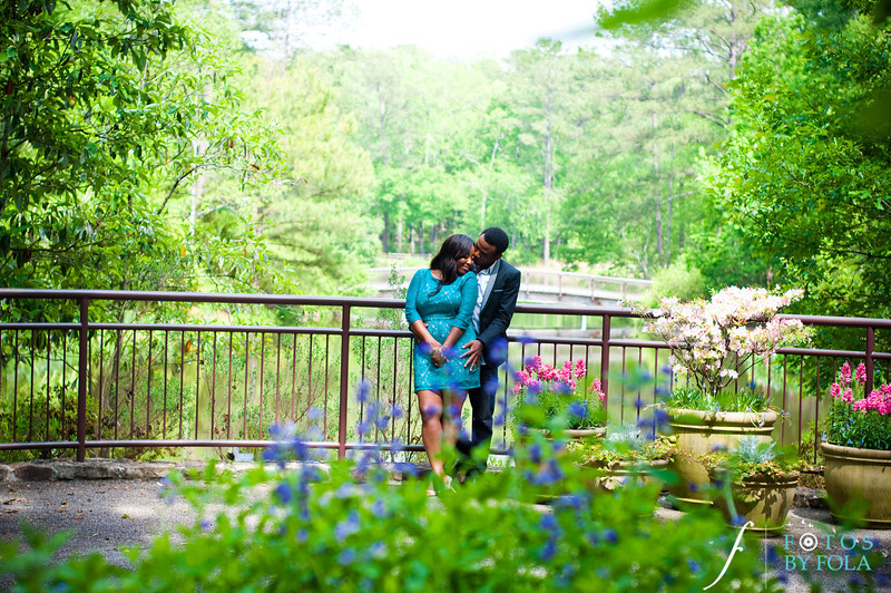 35. Aimee & Sam Engagement Session | Callaway Gardens | Atlanta Wedding Photographer | Fotos by Fola