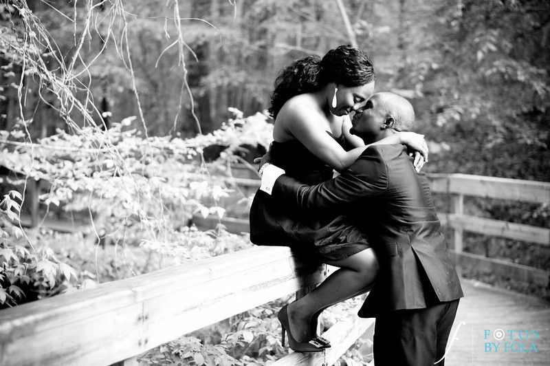 22. Titi & Remi Engagement Session | Stone Mountain Park | Fotos by Fola | Atlanta Wedding Photographer