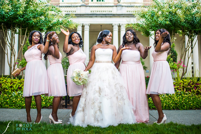 Dami + Toyosi Biltmore Ballrooms Wedding | Ritz Carlton Downtown | Atlanta Wedding Photographers | Fotos by Fola