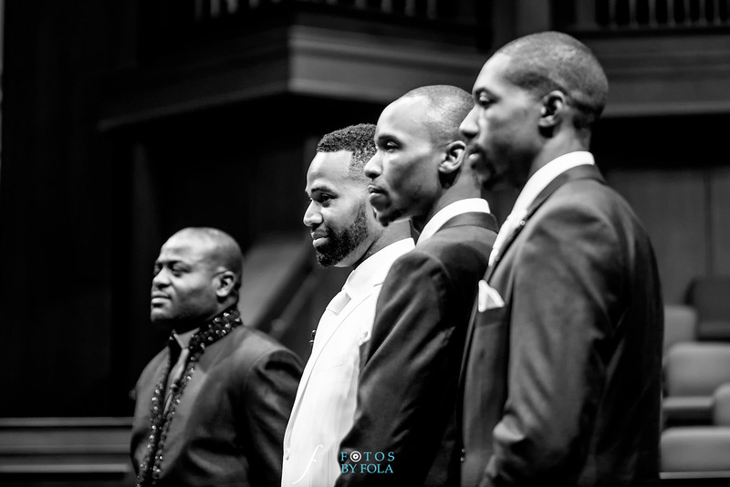 Eghosa + EyiTuoyo Wedding | Johns Creek Baptist Church | Atlanta Wedding Photographers | Forsyth Conference Center | Fotos by Fola