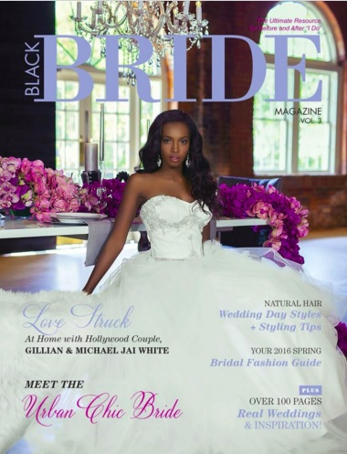 Fotos by Fola couples in the Latest issue of Black Bride Magazine Winter Issue